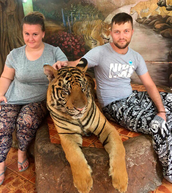 Экскурсия Дискавери 7 в 1 в Паттайе: Тигриный зоопарк в Срираче.
