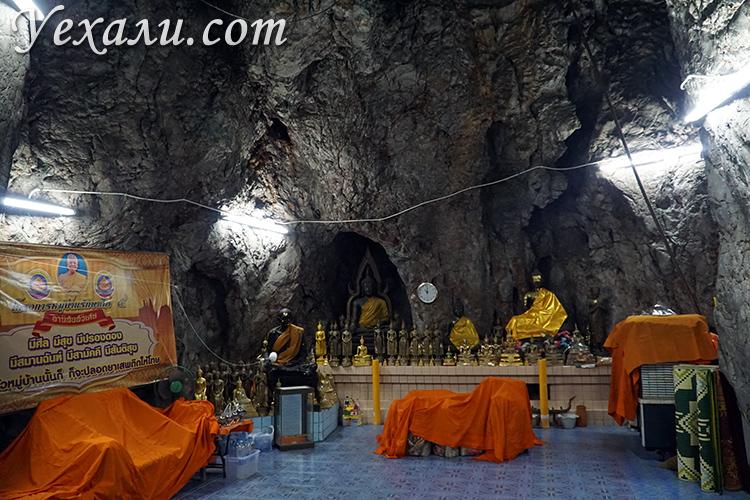 Храм Пещера Тигра на экскурсии на Квай