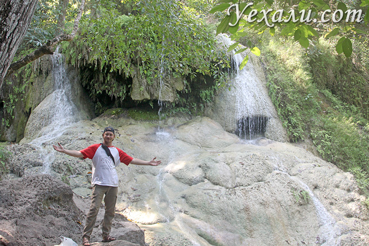 Лучшие фото водопада Эраван, Тайланд: уровень 6.