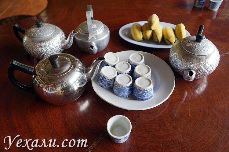 Чайный домик на Квае