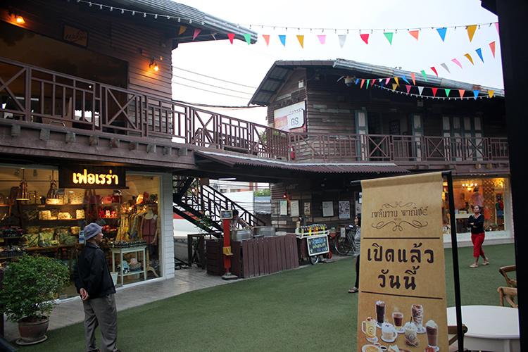 Фото достопримечательностей Хуа Хина, Таиланд: рынок Plearwan.