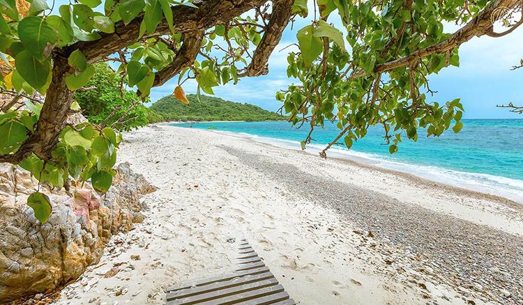 Изумрудный остров около Паттайи