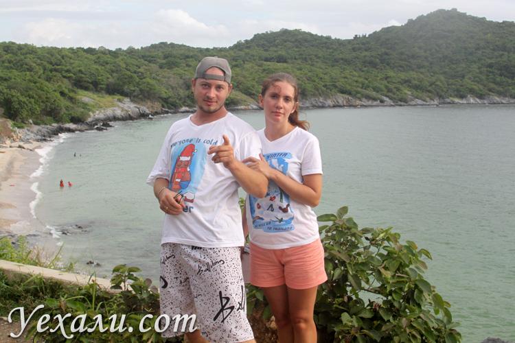 Экскурсия на острова Ко Сичанг