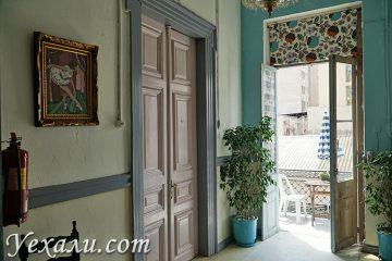 Дешевый отель в Пирее рядом с портом