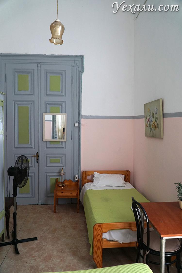 Исторический отель Спарти в Афинах
