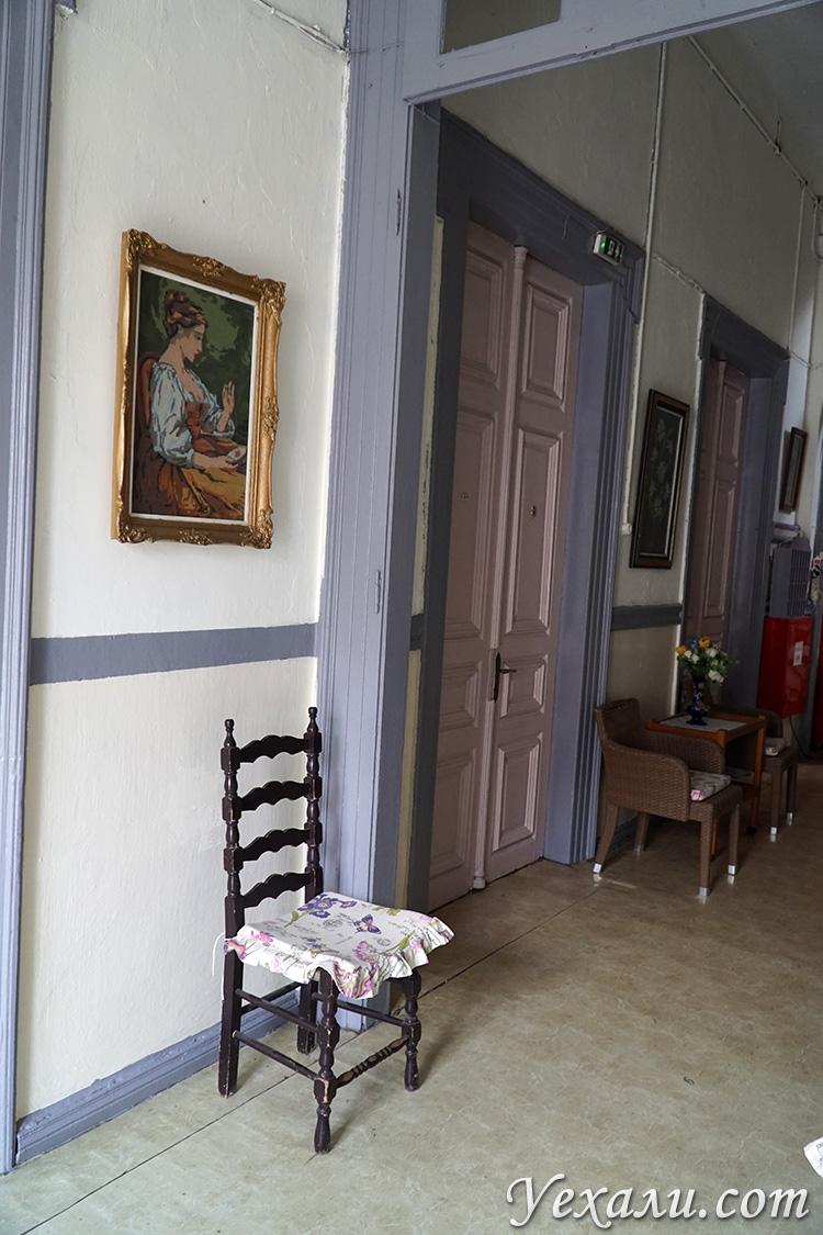 Недорогой отель в Пирее рядом с портом