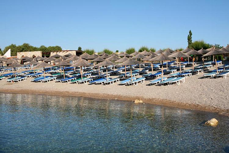 Где отдохнуть на Родосе: Калифея.
