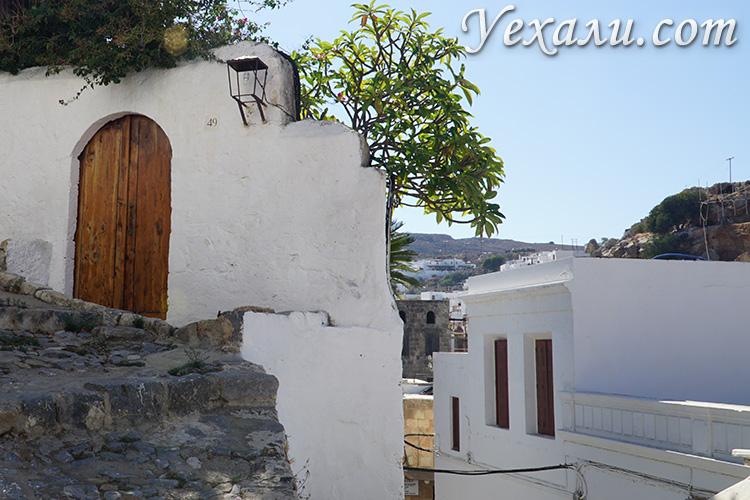 Где лучше отдыхать на Родосе, Греция: Пефки Родос.