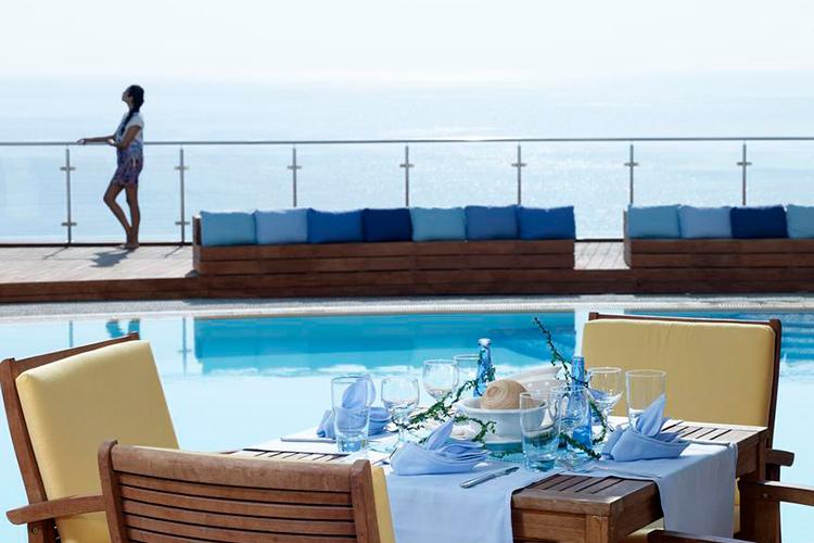 Отели Фалираки «все включено» (Родос, Греция). На фото: Esperos Village.
