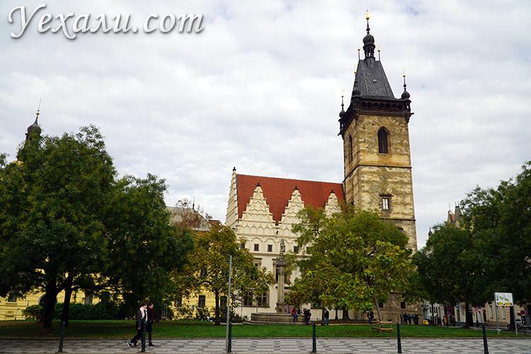 Отзывы об отдыхе в Праге