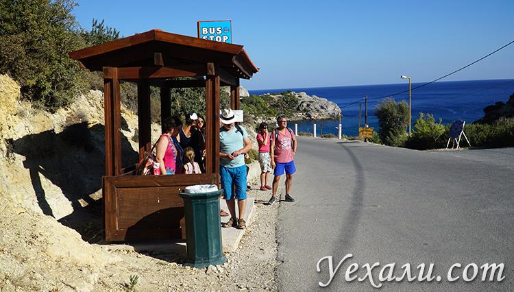 Общественный транспорт Родоса (Греция): маршруты, расписание, стоимость проезда
