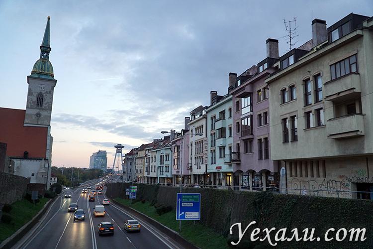 Посещать ли Братиславу
