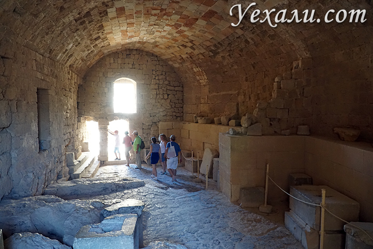 Стоит ли посетить акрополь в Линдосе на острове Родос