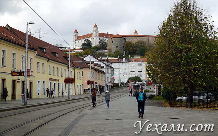 Стоит ли ехать в Братиславу