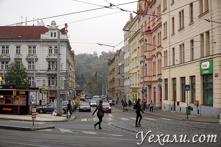 Фотографии нетуристической Праги