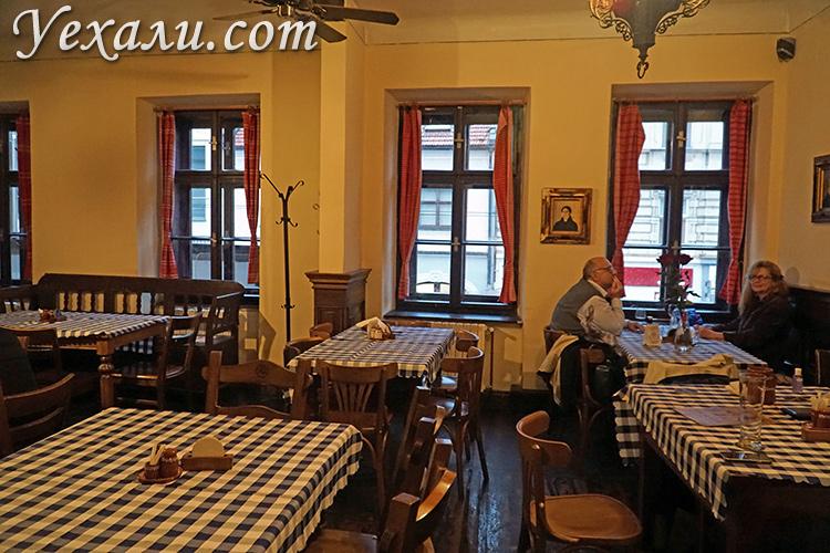 Где поесть в Братиславе недорого