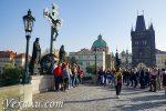 Карлов мост в Праге: история, страшные легенды, фото и советы из нашего опыта