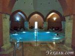 Купальня Вели Бей в Будапеште: маленькая, уютная и безлюдная