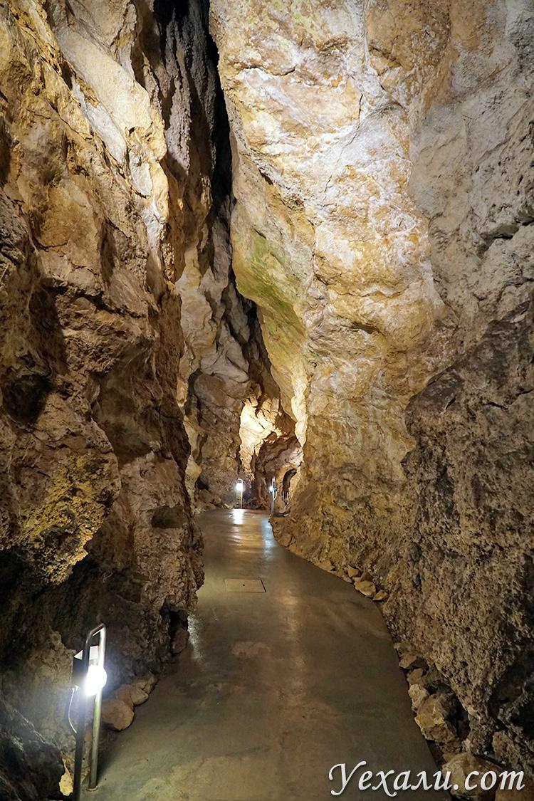 Пещеры в Будапеште
