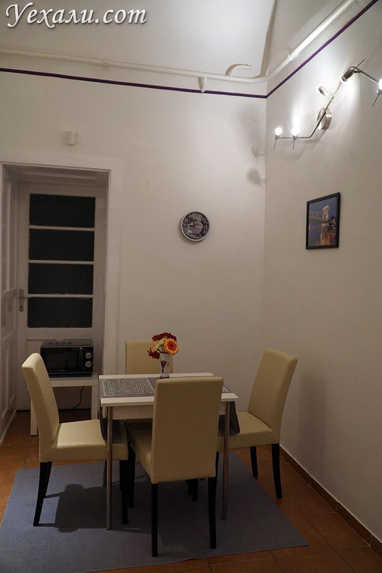 Квартира в аренду в Будапеште для семьи с ребенком