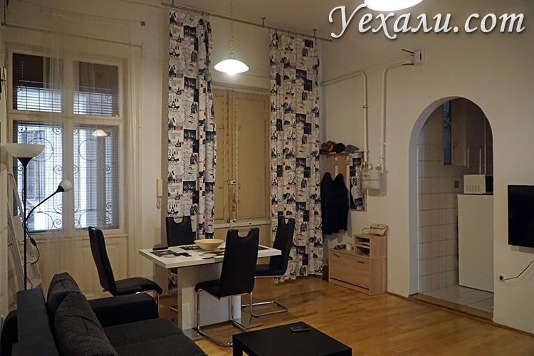 Апартаменты Kalvin Apartments в Будапеште реальный отзыв