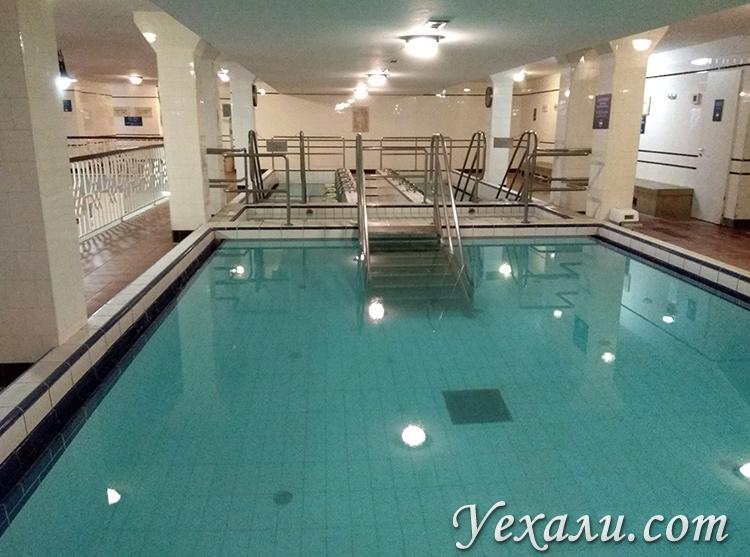 Лечение в купальне Лукач в Будапеште