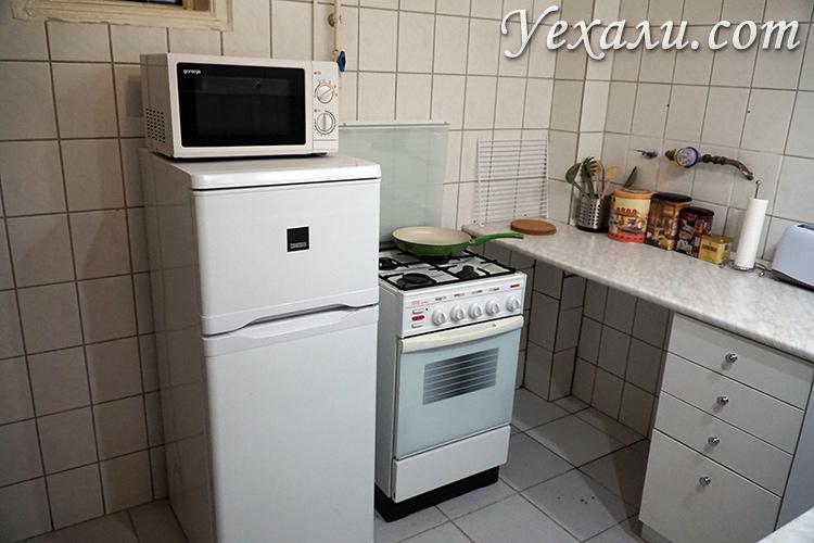 Апартаменты с кухней в центре Будапешта недорого
