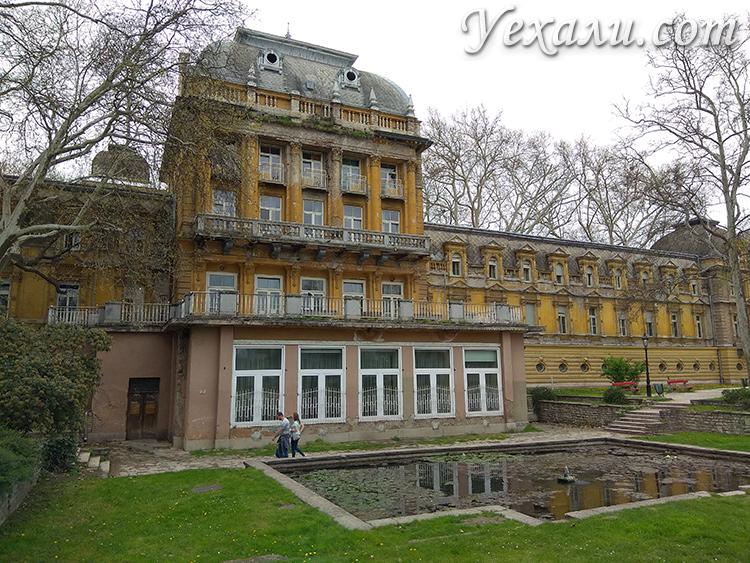 Купальня Лукаш в Будапеште