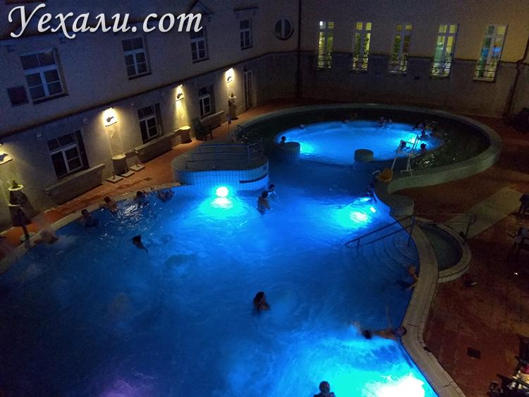 Фотографии купальня Лукач в Будапеште