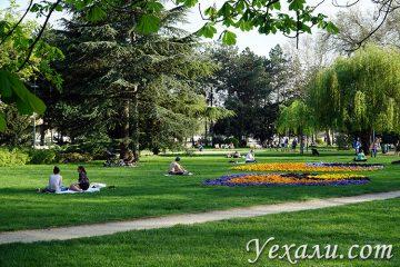 Отзывы о посещении парка Маргит в Будапеште
