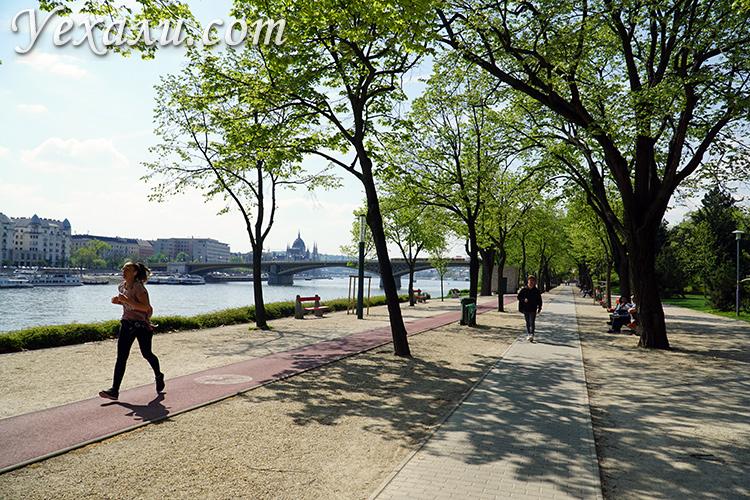 Парк Маргариты в Будапеште