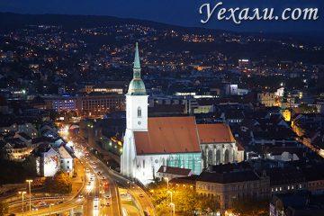 Что посмотреть в Братиславе самостоятельно за 1, 2 и 3 дня.