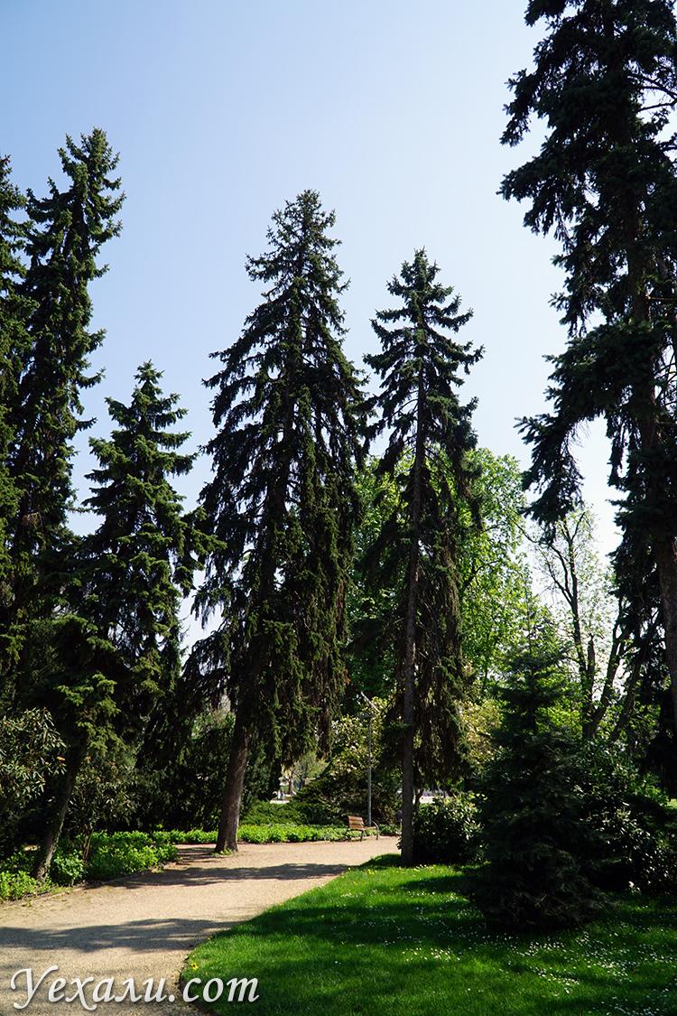 Парк Маргит в Будапеште: фото и отзывы