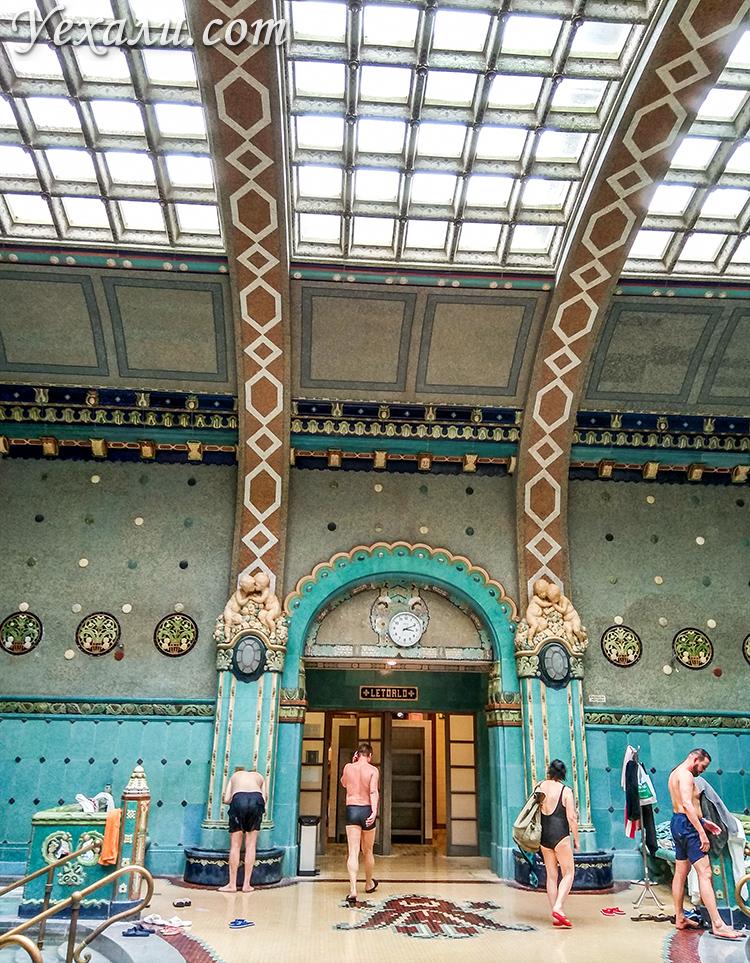 Купальни Геллерт в Будапеште (Венгрия). Фото, цены и отзывы.