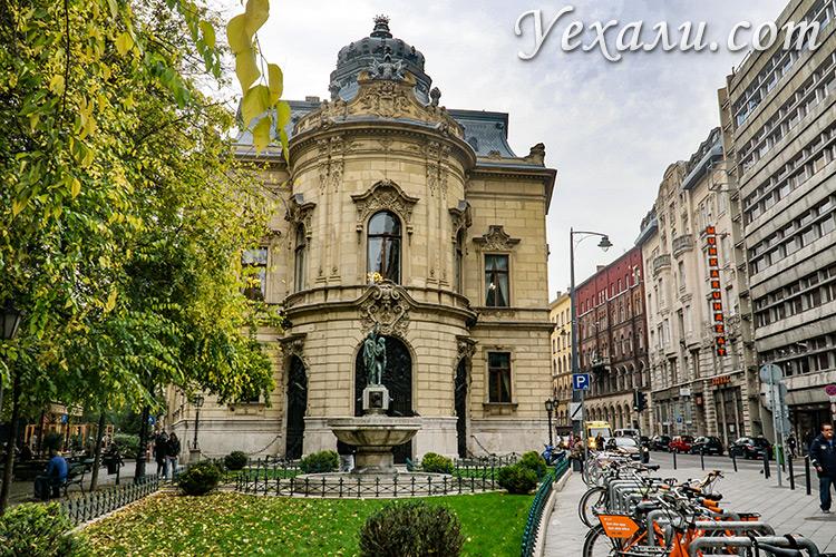 Лучшие районы Будапешта для туристов. На фото: Йожефварош.