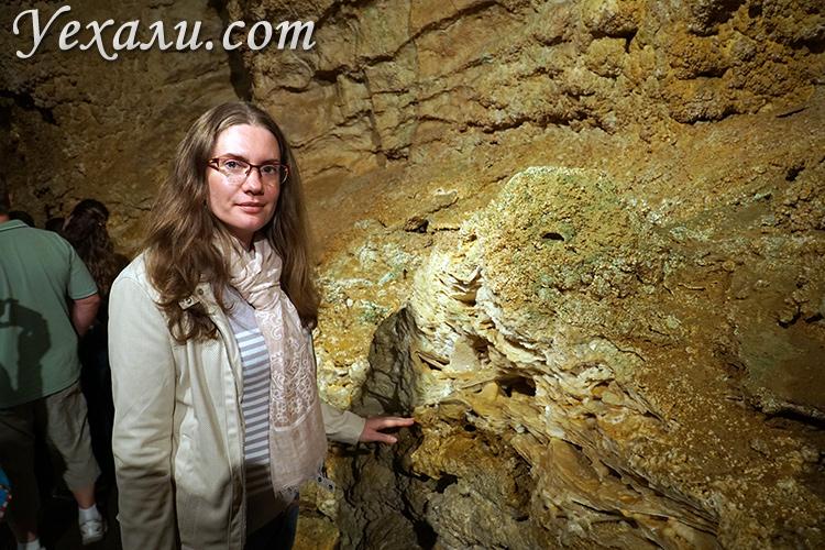 Пещера Семлехеги в Будапеште
