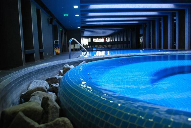 Лучшие отели Будапешта в центре города 4 звезды: Bliss Hotel & Wellness.