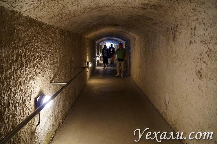 Пещера Семлёхеги в Будапеште