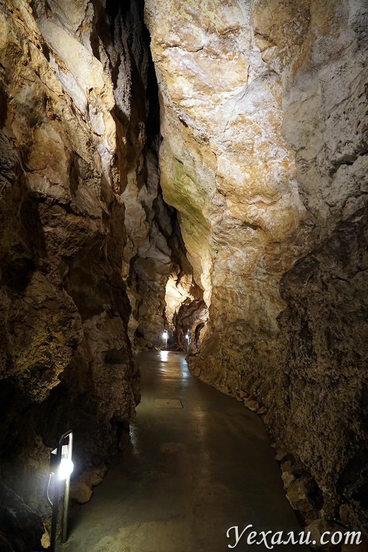 Фотографии пещеры Семлехеги в Будапеште