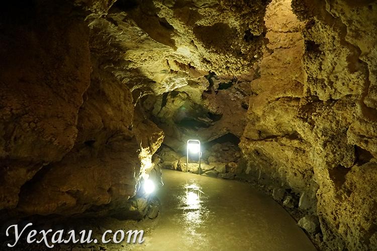 Пещеры Будапешта