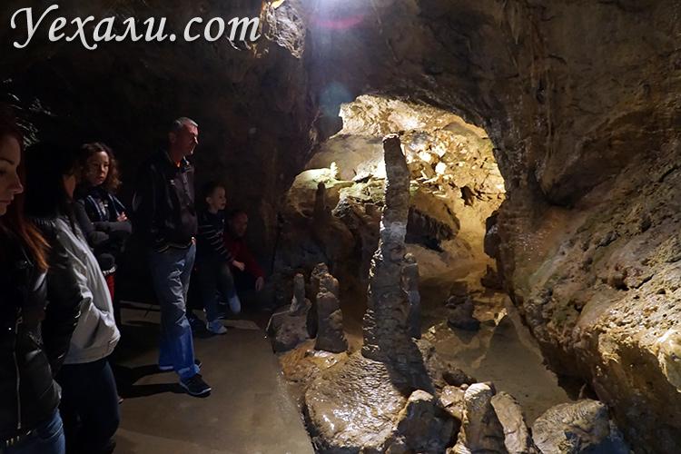Пещера Пальвелди в Будапеште, фото и отзывы