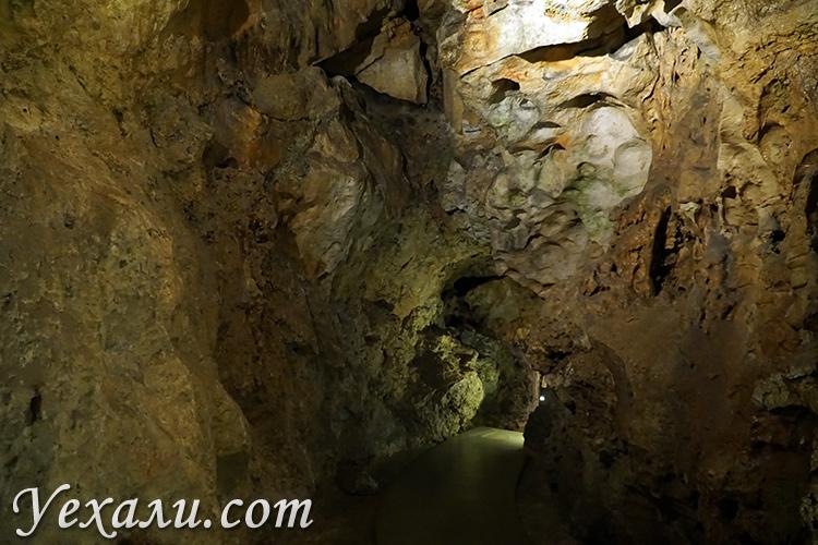 Отзыв о посещении пещеры Пальвельги в Будапеште