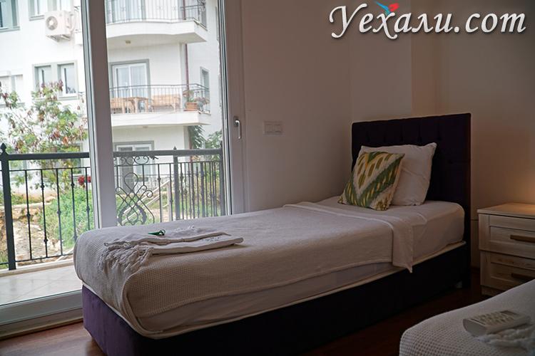 Апартаменты Rahar Aparts в Каше Турция