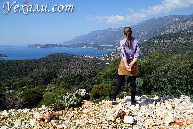 Путешествие по Средиземноморскому побережью Турции по дням