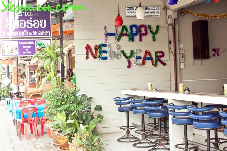 Фото: как отмечают Новый год в Таиланде.