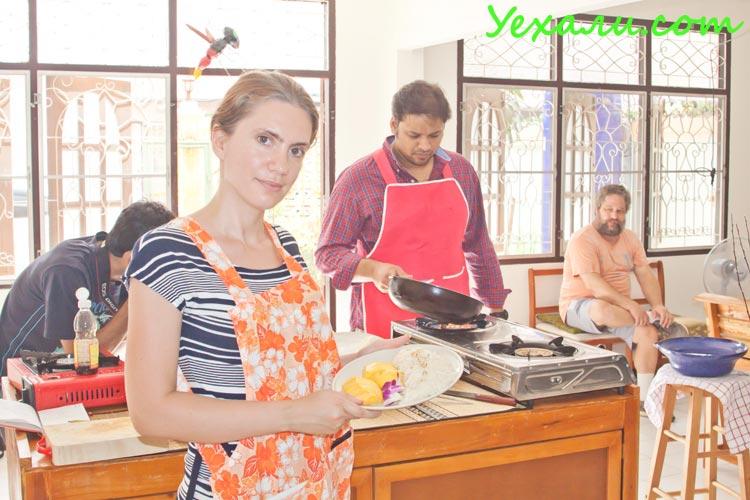 Culinary master class Pattaya