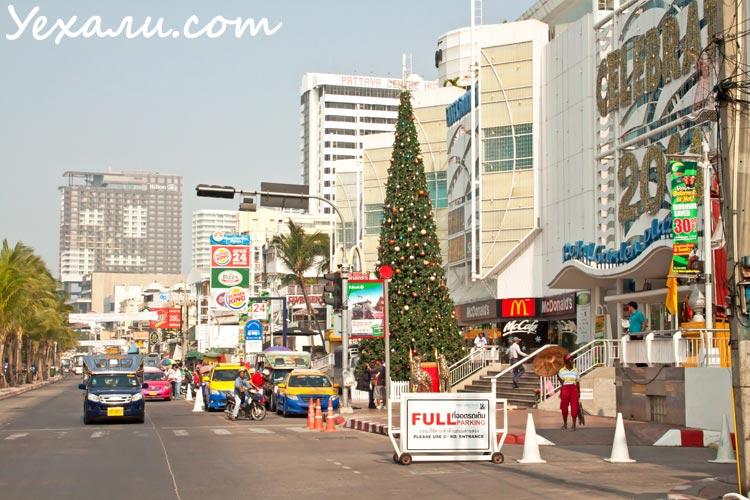 Как празднуют Новый год в Тайланде