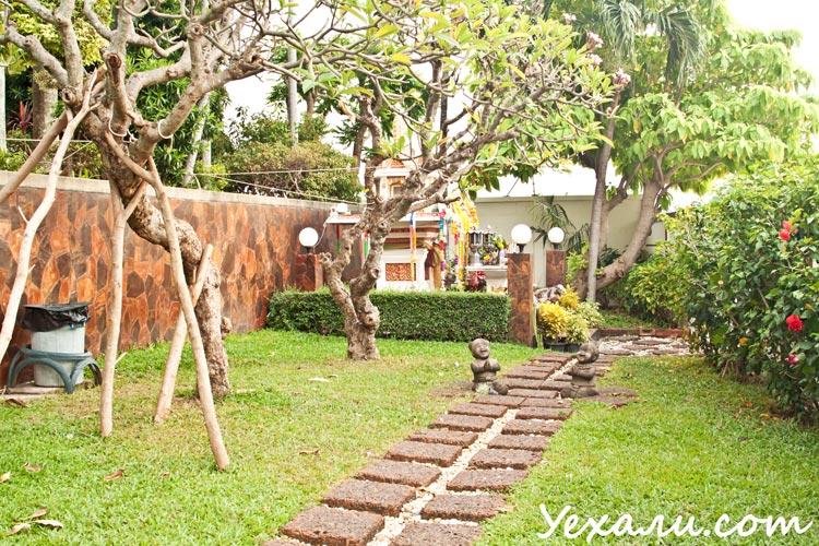 Jomtien Beach Condominium Pattaya Thailand