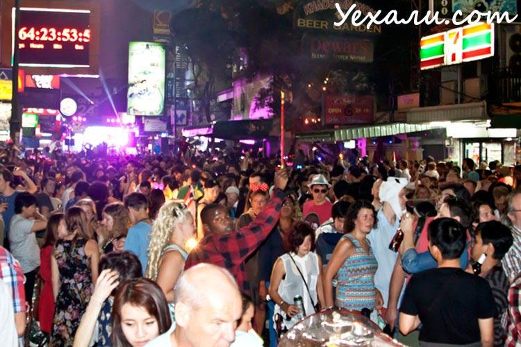 Новый год в Таиланде