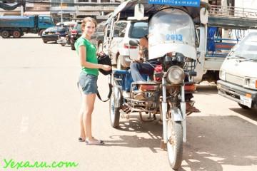 Vientiane tuk-tuk